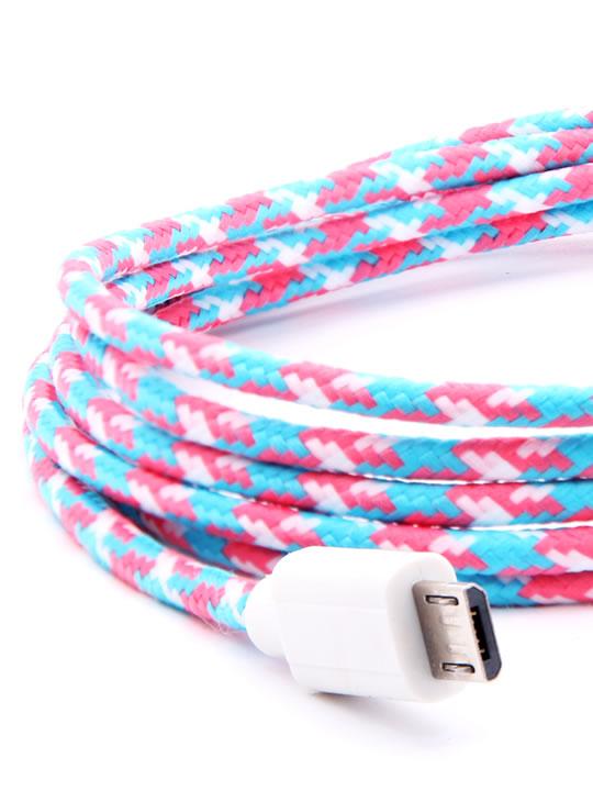 Eastern Collective Micro USB Cable Primrose